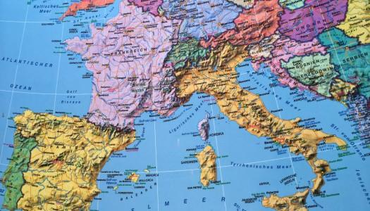 Lütte Freiheit auf Achse – Europatrip