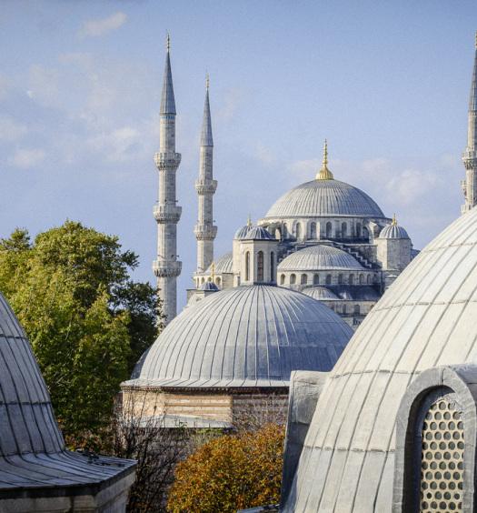 Istanbul, Reisefotografie, Lüttefreiheit