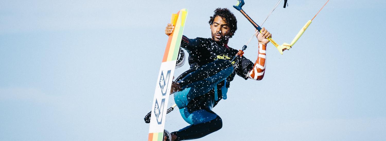 Kite- und Sportfotografie- lütte Freiheit- mit der Kamera auf Reisen