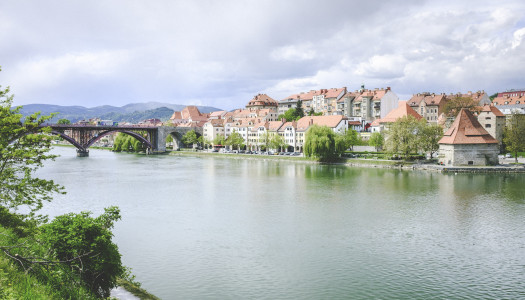 Maribor/ Marburg – Slowenien
