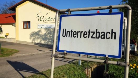 Weinbau Heuriger, Unterretzbach – Österreich