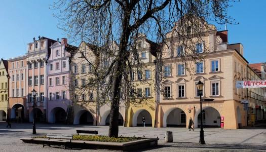 Jelenia Góra (ehemals Hirschberg) – Polen