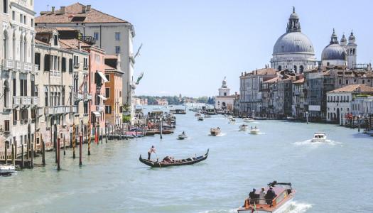 """Aaah, Venedig! (aus """"Indiana Jones und der letzte Kreuzzug"""")"""