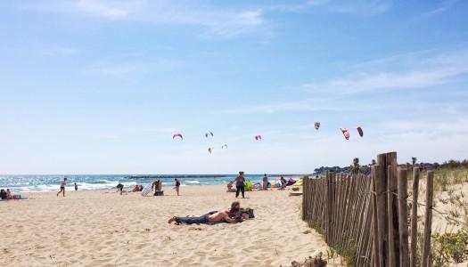 Kiten wie Gott in Frankreich – Saint Aygulf