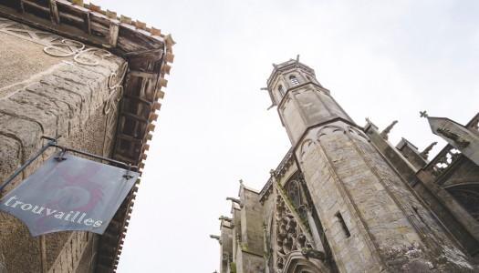 Über Carcassonne nach Spanien