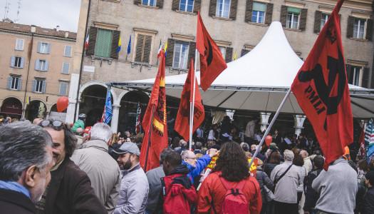 Über Modena nach Massa-Carrara