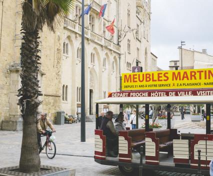 Abstecher nach Narbonne - lütte Freiheit