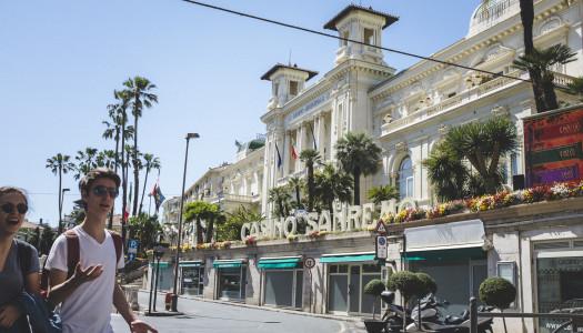 San Remo – immer der Küste entlang
