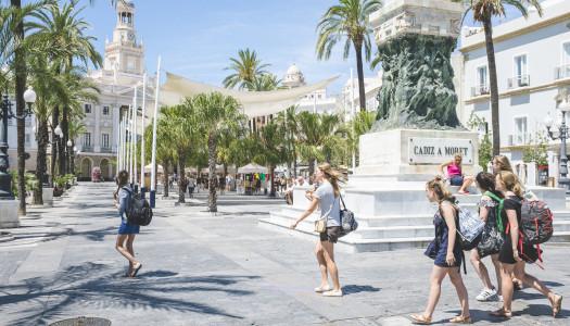 Über Cadiz nach Sevilla