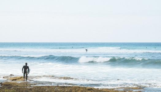 Auszeit von der Auszeit: eine Woche Surfkurs in El Palmar