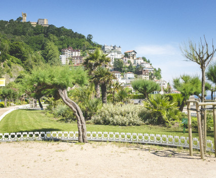 San Sebastian - lütte Freiheit auf Achse