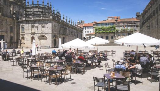 Santiago de Compostela, ich bin dann mal da!