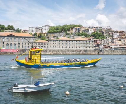 Porto - lütte Freiheit auf Achse
